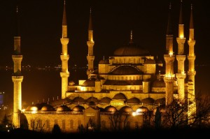 blue mosque estambul